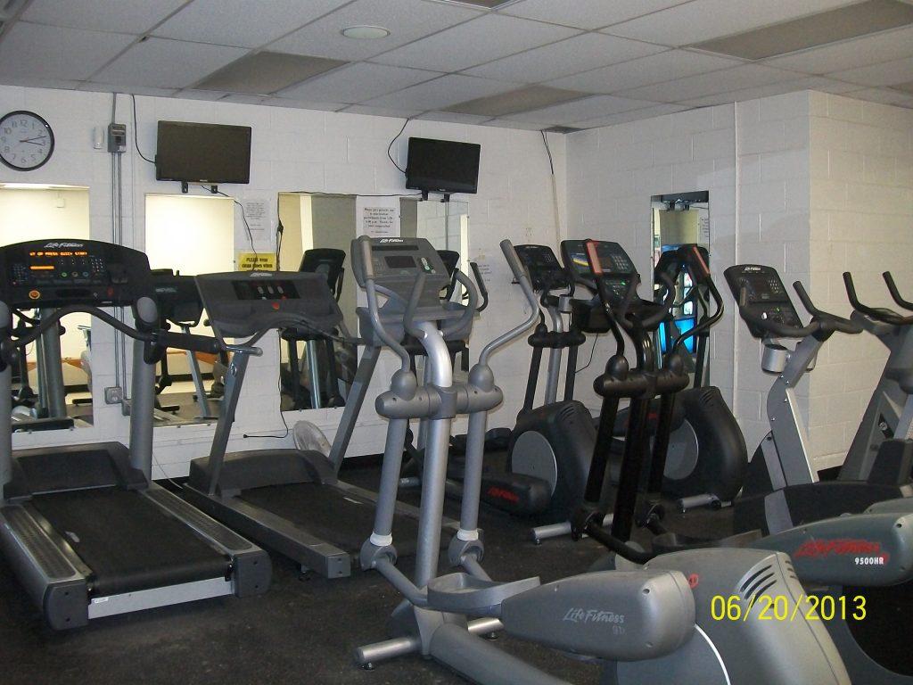 Putnam gym