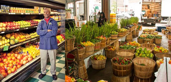 Detroit Green Grocer