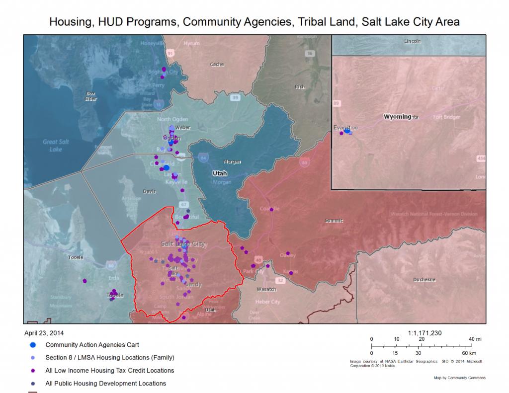 Housing HUD Tribal Salt Lake City
