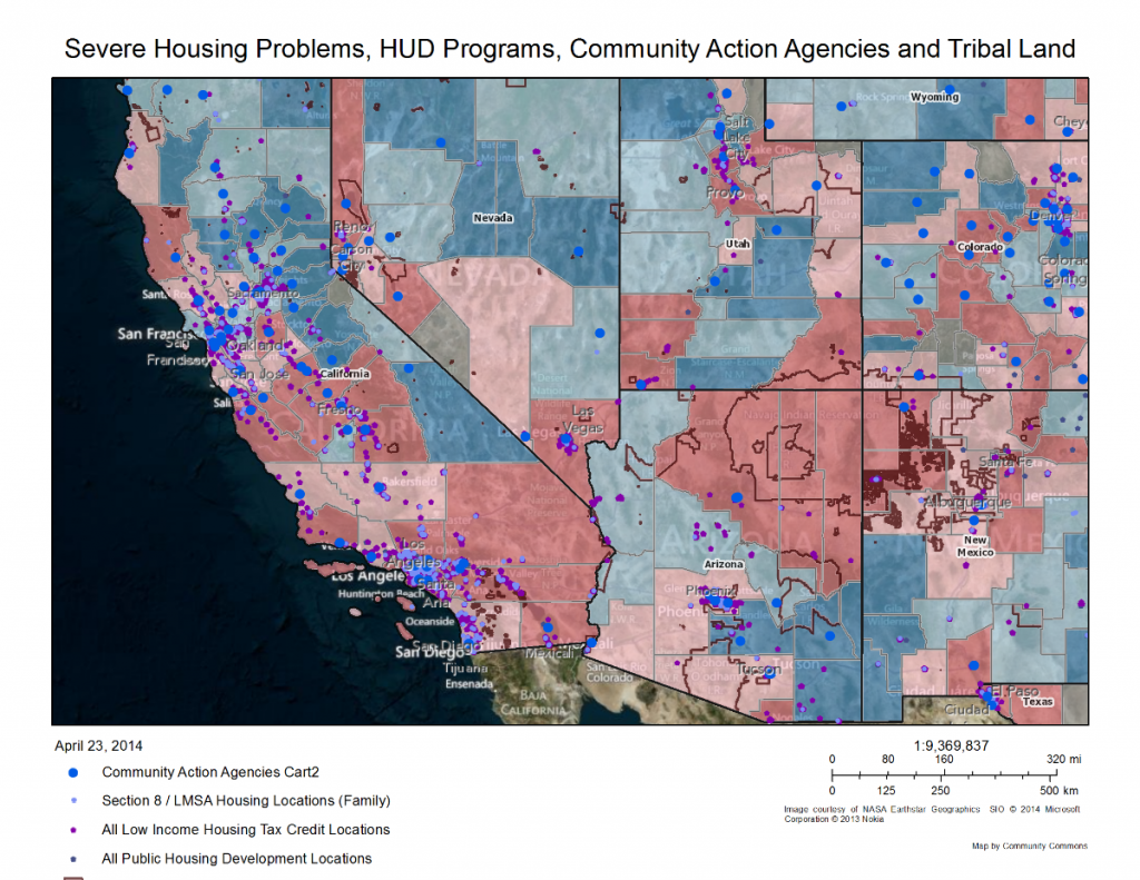 Housing Hud Tribal Lands