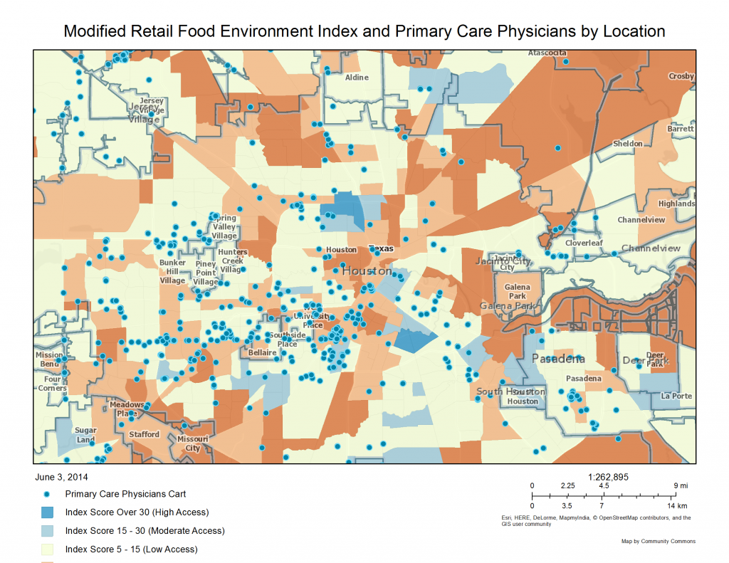 Useful when looking at a physician prescription for healthy food program and how residents will access that healthy food. Click on the map to zoom to your area.