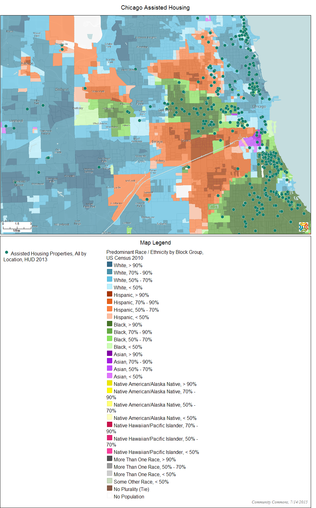 Chicago Assisted Housing