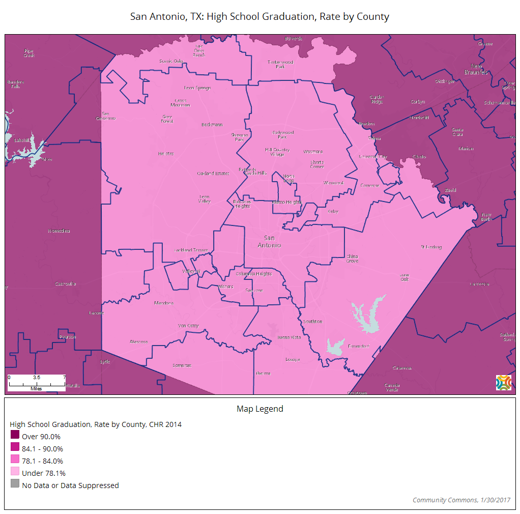 grad-rate MAP