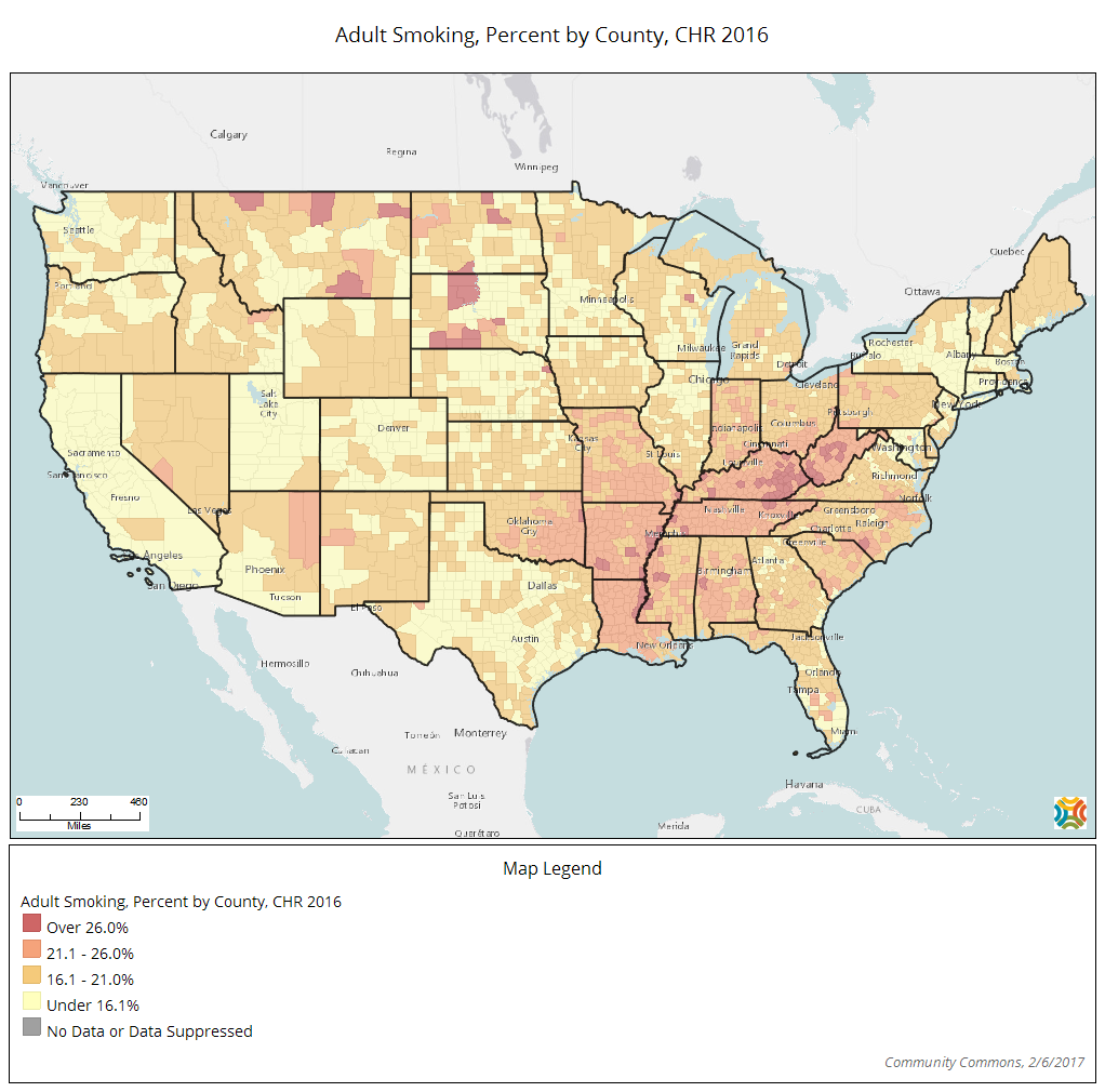 adult-smoking-percent-by-county-chr-2016